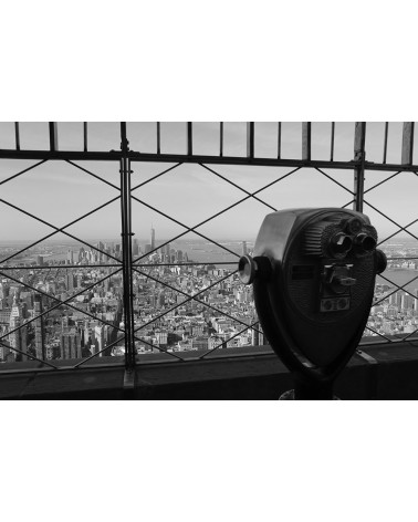 A look at Manhattan - photographie Nicolas Mazières  Les yeux de l'Empire State Building