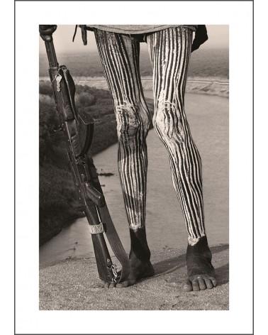 Karo - photographie Jacques-Michel Coulandeau  Ethnie Karo