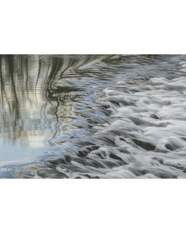 Abstraction - photographie Nicolas Gascard   Formes et mouvements le long du Rhône.