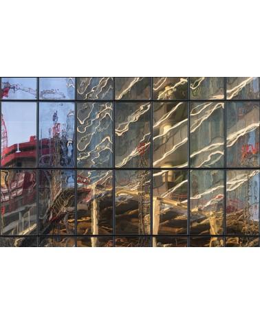 La deumeure du Chaos - photographie Philippe Lagabbe   Une explosion de reflets.