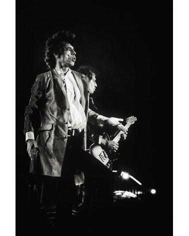Classic - photographie Carole Epinette  Rolling Stones - Montpellier - Juillet 1995